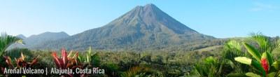volcano arenal alajuela costa rica