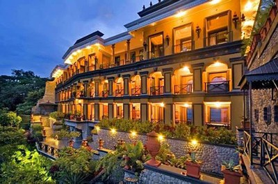 Zephyr Palace Hotel in Costa Rica