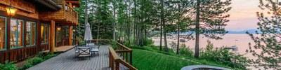 United States Luxury Lake House