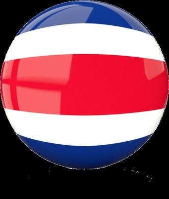 3D Reflective Flag Ball