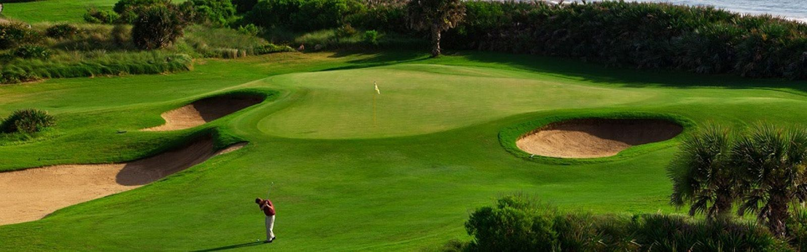 Golf Courses For Sale-Approach to Green