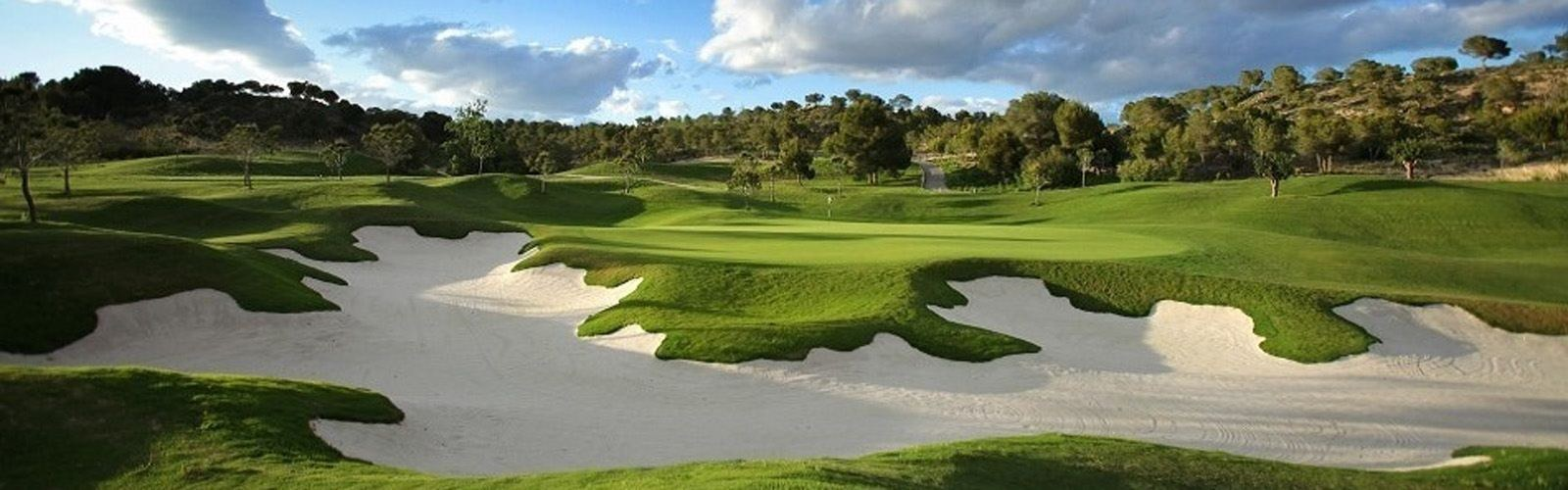 Golf Courses For Sale-Sand Traps