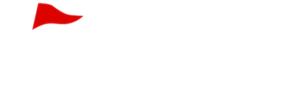 GCFS Logo WHT (red flag) MD