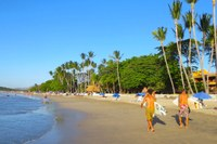 Playa Tamarindo on Costa Rica's Gold Coast