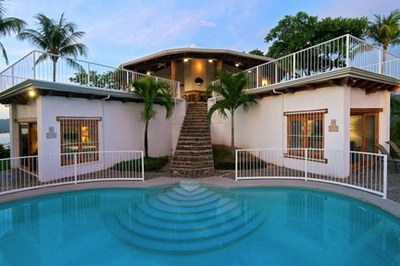 004 Private Pool & Ocean View Terraces