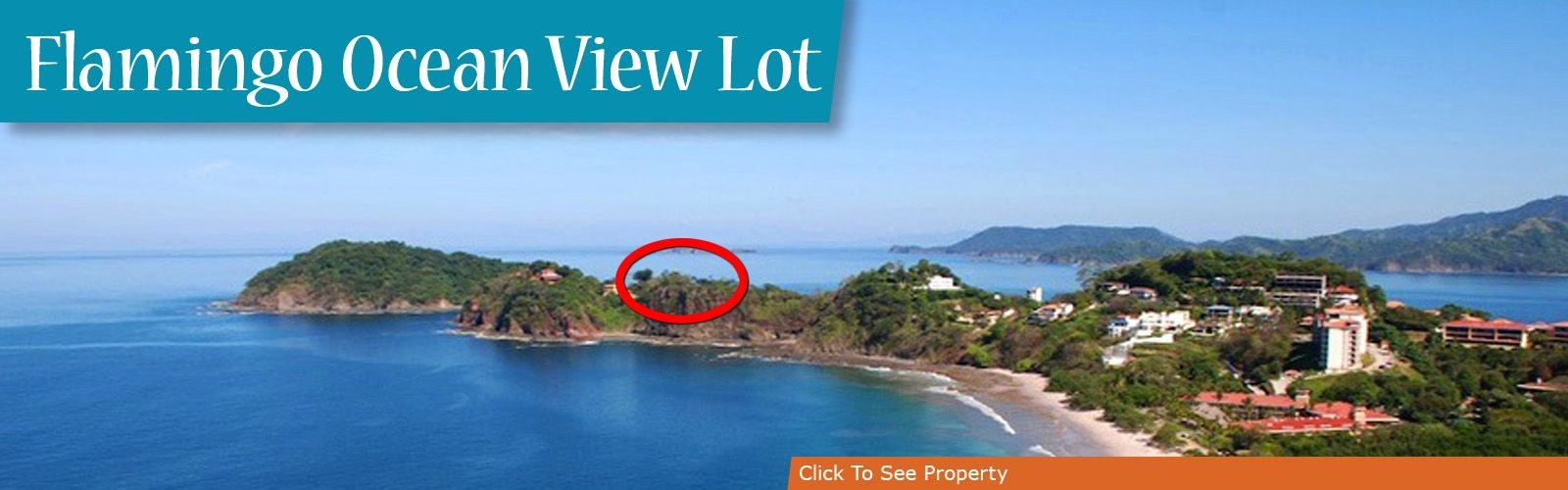 Flamingo Ocean View Lot-Costa Rica Land For Sale Overseas Pacific Realty