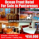 Ocean Front Hotel Banner Ad EN