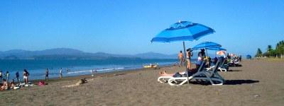 Puntarenas Banner Beach Umbrella