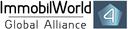 ImmobliWorld Logo