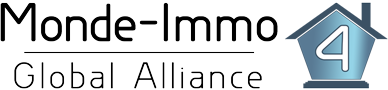 Monde Immo Logo