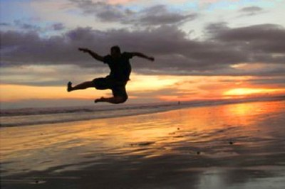 Puntarenas Sunset Jump