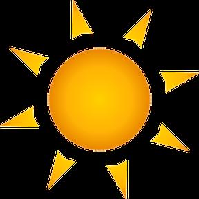 PRE.com Sun Icon MD