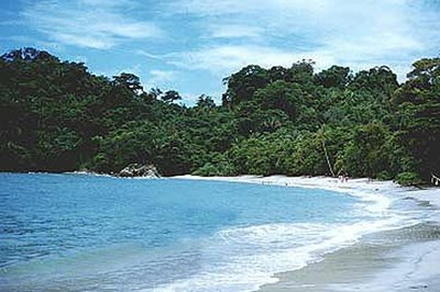Manuel Antonio Nat'l Park Remote Beaches