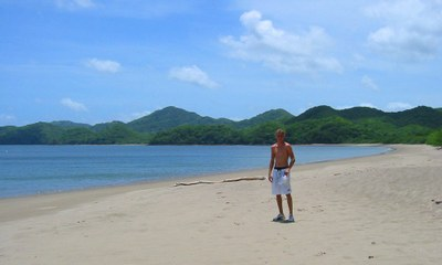 Beach Activities in Costa Rica