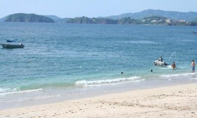 Beach Fun in Costa Rica