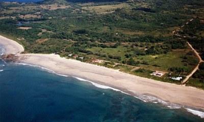 Coast Line in Costa Rica