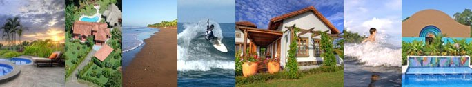 Activities in the Central Pacific region of Costa Rica