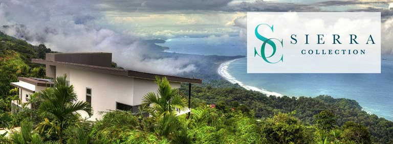 The Sierra Collection Residential Development in Playa Uvita, Costa Rica.
