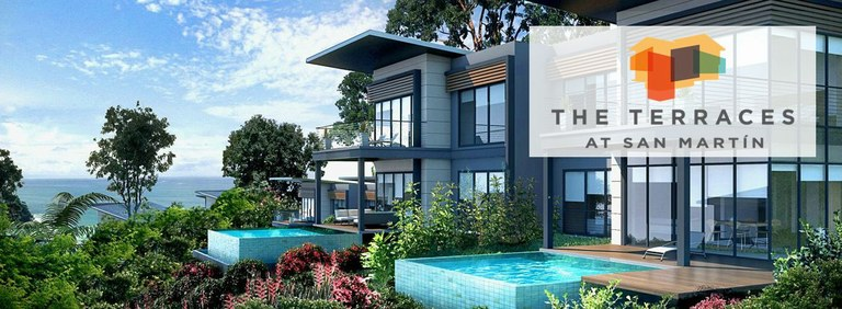 The Terraces at St. Martin Residential Development in Uvita, Puntarenas, Costa Rica