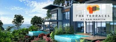 The Terraces at San Martin Development Banner