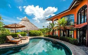 Home and villa vacation rentals in Costa Rica