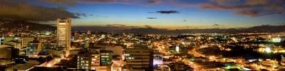 San Jose Skyline at Dusk