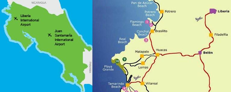 Liberia, Guanacaste, Costa Rica Central Park
