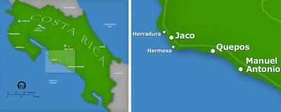 Central Pacifc Region Detail