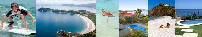 Actividades en Flamingo en la región del Pacífico Norte de Costa Rica