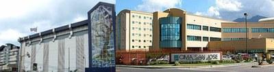The CIMA hospital in Escazu, Costa Rica