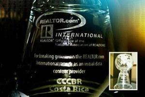 CCCBR Realtor.com award