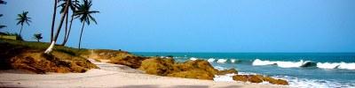 Ghana Beach, Senya Beach