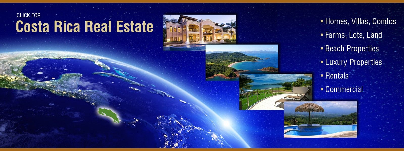 VIP Costa Rica Real Estate