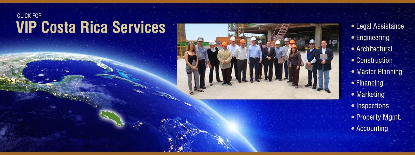 VIP Costa Rica Services