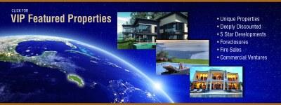 5 Featured Properties Banner