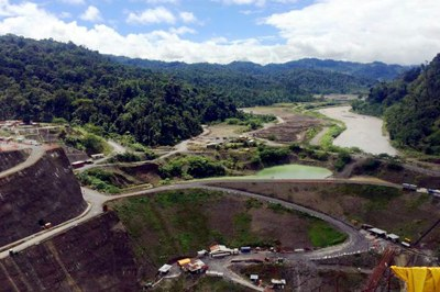 Costa Rica Business Dam Construction
