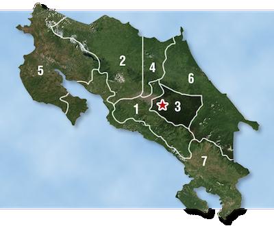 Cartago Cartago Map