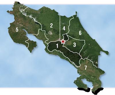 San Jose San Jose Map