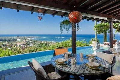 Breakfast & Ocean View
