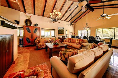 Luxury Home Great Room