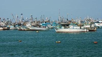Manta Ecuador Fishermen