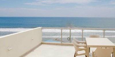 Ocean View Balcony