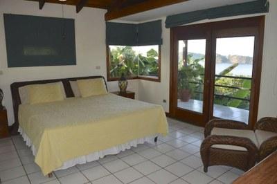 Casa Tigre Master Bedroom Ocean View