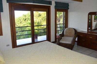Casa Tigre Master Bedroom Terrace Access
