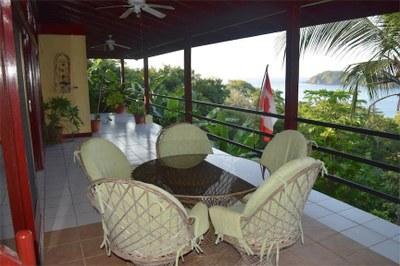 Casa Tigre Ocean View Living Space
