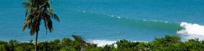 Ghana Surfing