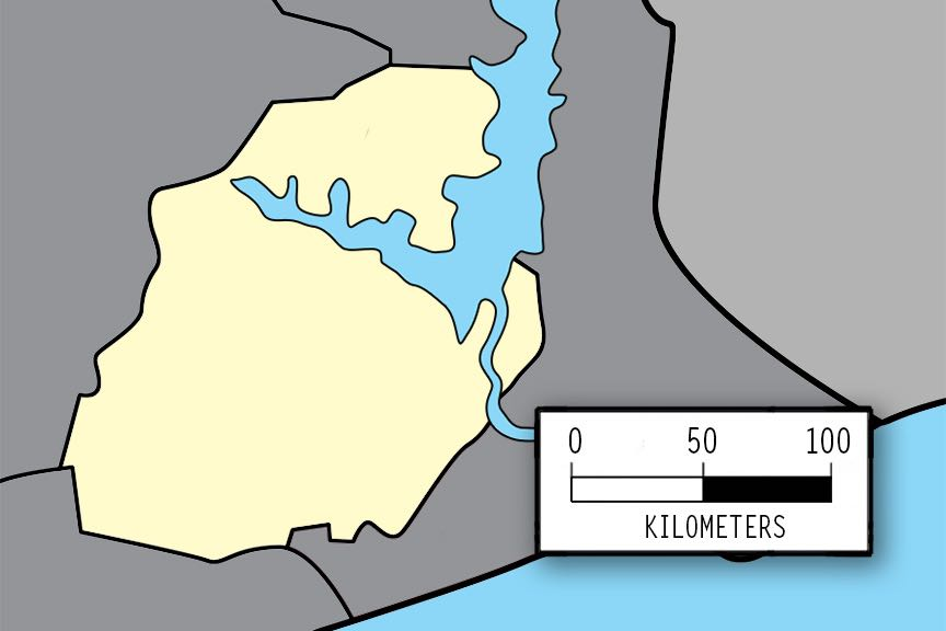 Eastern Province Detail