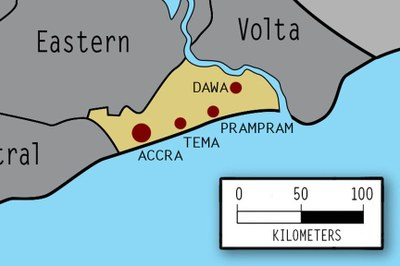 Greater Accra Province Detail