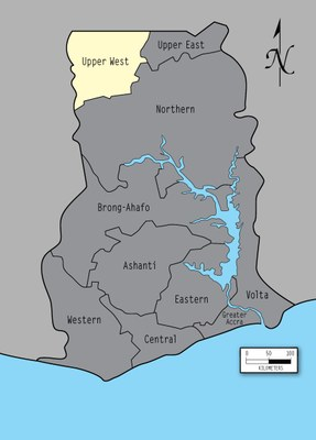 Upper West Province