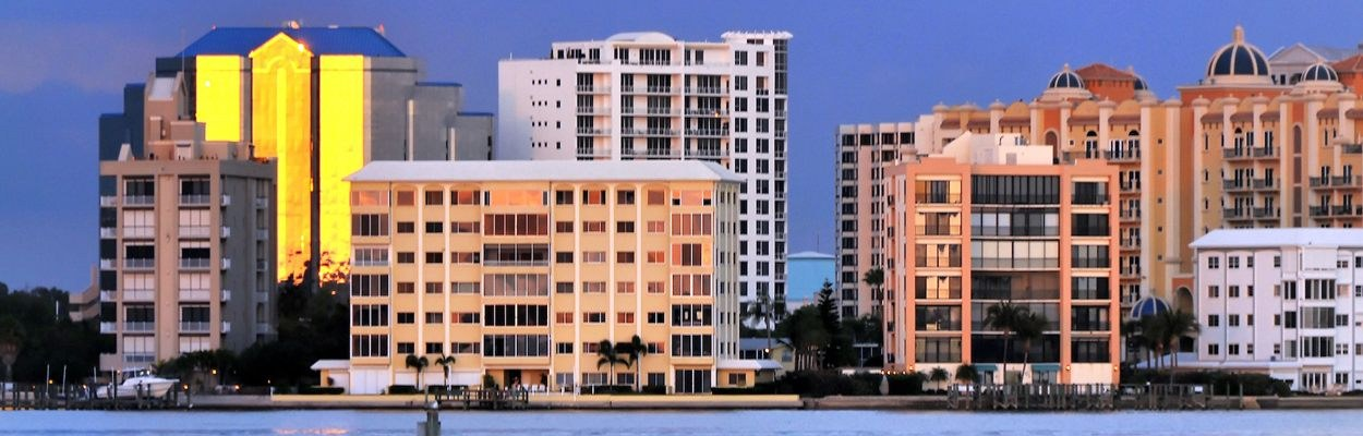 Waterfront Condos Sarasota Florida